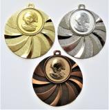Americký fotbal medaile D84-A60