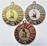 Vodní pólo medaile DI4501-16