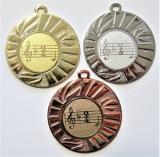 Hudba medaile DI4501-47