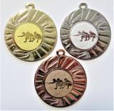 Přetahování lanem medaile DI4501-63