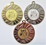 Triatlon medaile DI4501-74