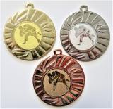 Judo medaile DI4501-77