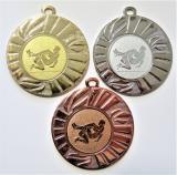 Zápas medaile DI4501-80
