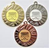 Pozemní hokej medaile DI4501-167