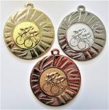 Cyklisti medaile DI4501-A16