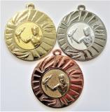 Olympijský ohěň medaile DI4501-A56