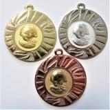 Americký fotbal medaile DI4501-A60
