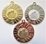 Volejbal medaile DI4501-A64