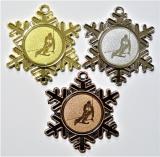 Slalom medaile D47-95