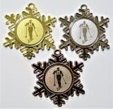 Běžky medaile D47-96