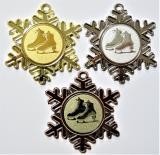 Brusle medaile D47-160