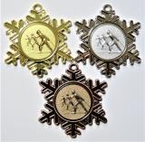 Běžky medaile D47-A46