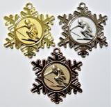 Sjezd medaile D47-A54
