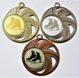 Krasobruslení medaile DI4503-160