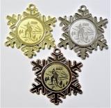 Biatlon medaile D47-94N