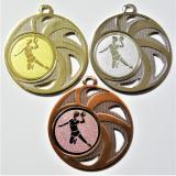 Házená ženy medaile DI4503-8