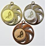 Slalom medaile DI4503-95