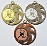 Nohejbal medaile DI4503-183