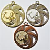 Olympijský oheň medaile DI4503-A56