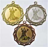 Tanec medaile DI7003-30N