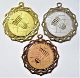 Badminton medaile DI7003-34