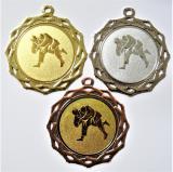 Judo medaile DI7003-77