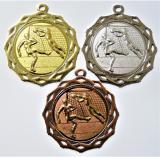 Fotbal medaile DI7003-A78