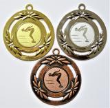 Plavání muž medaile D79A-13