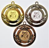 Triatlon medaile D79A-74