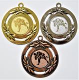 Judo medaile D79A-77