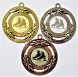 Krasobruslení medaile D79A-160