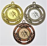 Běžky medaile D79A-A46