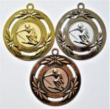 Sjezd medaile D79A-A54