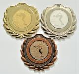 Plavání žena medaile D77A-14