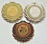 Triatlon medaile D77A-74