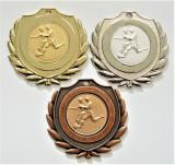 Fotbal medaile D77A-A1