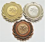 Cyklisti medaile D77A-A16