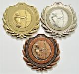 Lukostřelba medaile D77A-A57