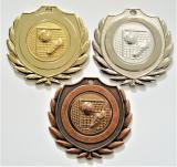 Fotbal medaile D77A-A61