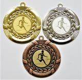 Atletika medaile D28J-25