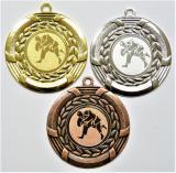 Judo medaile D28J-77