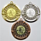Biatlon medaile D28J-94N