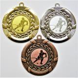 Hokej medaile D28J-99