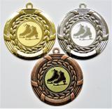 Krasobruslení medaile D28J-160