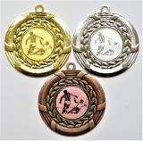 Fotbal medaile D28J-168