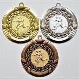 Fotbal medaile D28J-A1