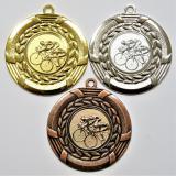 Cyklisti medaile D28J-A16