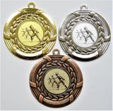 Běžky medaile D28J-A46