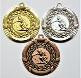 Sjezd medaile D28J-A54