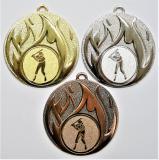 Baseball medaile D49-11